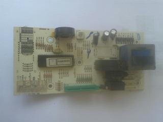 Placa Lógica Do Painel Mef41 Do Electrolux