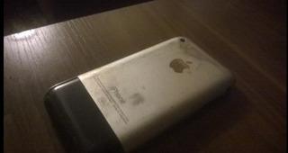 Primeiro iPhone 2g 16g - Primeira Geração