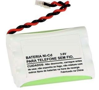 Bateria P/ Telefone Sem Fio Vtech Mi6861 Recarregavel