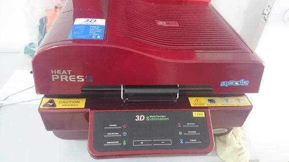 Impressora 3 D Semi Nova Quase Nada De Uso