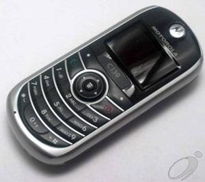 Celular Motorola C139 Para Movistar