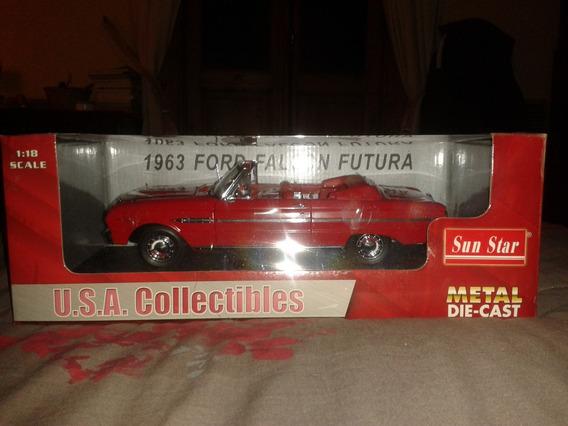 Ford Falcon Futura Convertible 1963 Escala1:18 (nuevo)