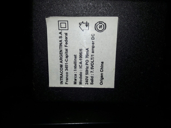 Switch Intellinet 8 Puertos
