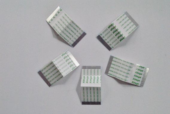 Flat Cable 22v X 4cm 1mm - Kit 10 Pçs