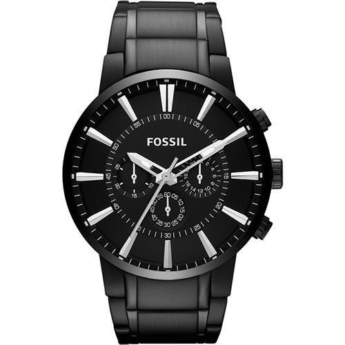 Relógio Masculino Fossil Ffs4778/z Preto