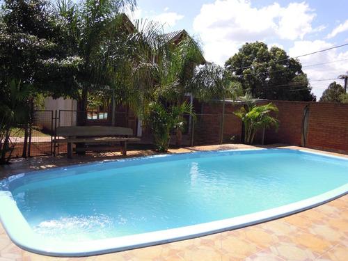 Imagen 1 de 9 de Alojamiento En Iguazu Aceptamos Tarjetas Adherido A Previaje