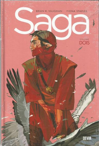 Saga Volume 02 - Devir 2 - Bonellihq Cx93 G19