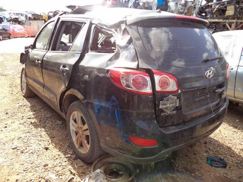 Sucata Santa Fé Gls V6 4x4 2010 Para Retirada De Peças