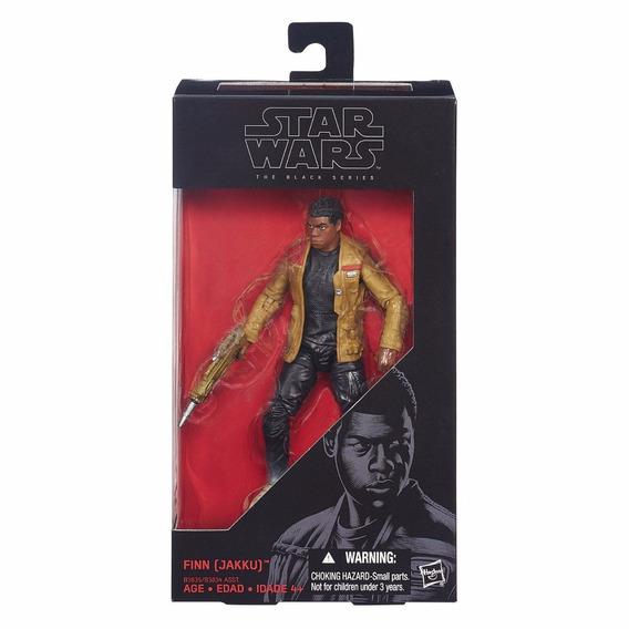 Star Wars Force Awakens Black Series Finn (jakku)