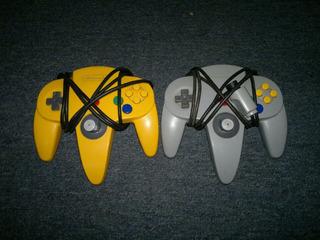 Control Original Para Nintendo 64,funcionando