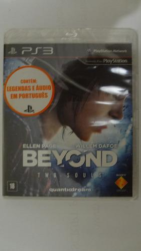 Beyond Ps3 Português Novo E Lacrado