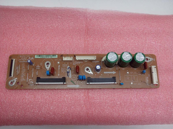 Placa X-buffer Tv Samsung Plasma Pl43e490b1 / Lj41-10137a