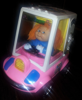 Camion Helado Musical Cabadge Patch Kid Basuritas Retro Kxz