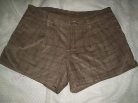 Shorts Veludinho M.oficer Tamanho 42 Frete Gratis