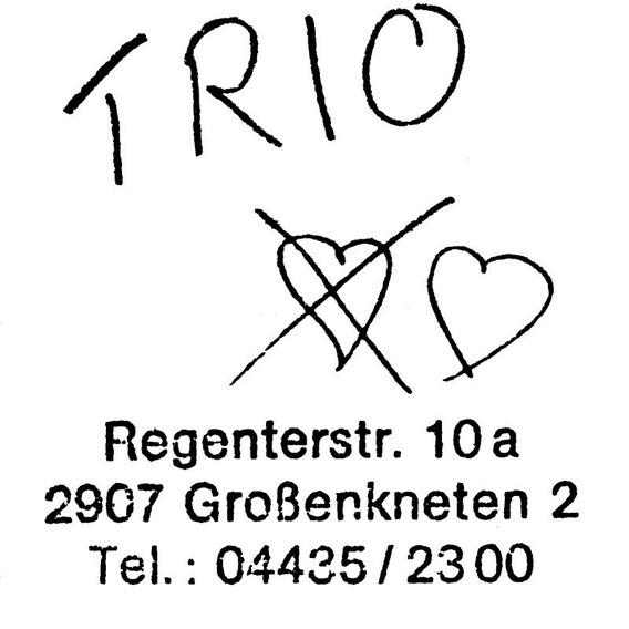 Vinil Cp Trio Gross Regentestr 10a 2907 Groenkneten 2 Dadada