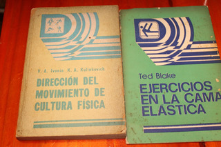 Libros Sobre La Cultura Fisica Y Atletismo En Cuba