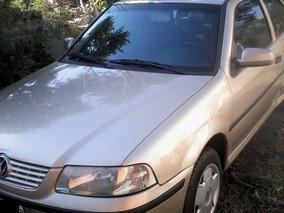 Volkswagen 2002 Gol 1.9 Sd Diesel Aa Dhidr 110.000km Único!