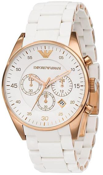 Relógio Emporio Armani Ar5919 Ar 5919 - 12 X Sem Juros