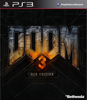 Doom 3 Bfg Edition Ps3 Digital Gcp