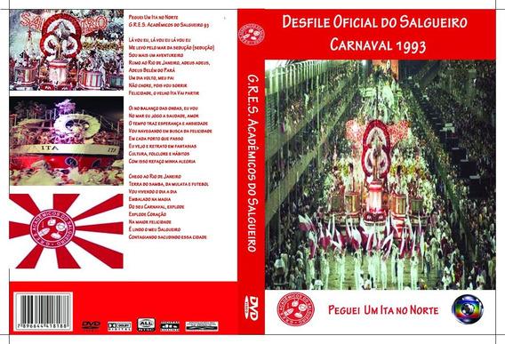 Dvd Desfile Salgueiro 1993