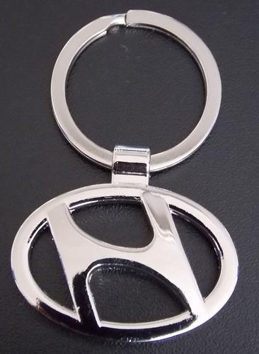 Imagen 1 de 2 de Llavero De Automovil Hyundai Carro Skpalace