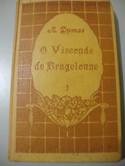 Livro O Visconde De Bragelonne - Volume Nº 7