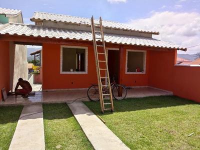Casa Na Praia Cordeirinho (ponta Negra), Maricá. - Codigo: Ca2306 - Ca2306