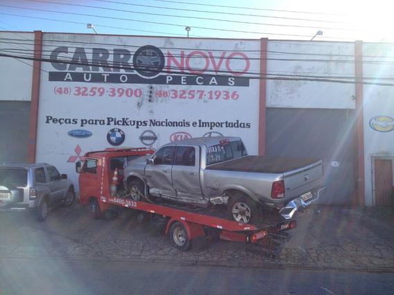 Sucata Dodge Ram Heavy Dut 2500 Peças Cambio Motor Lataria