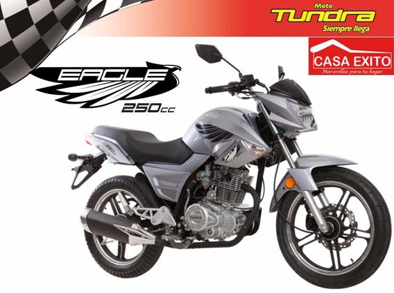 Moto Tnd Azul Eagle 250 Tundra