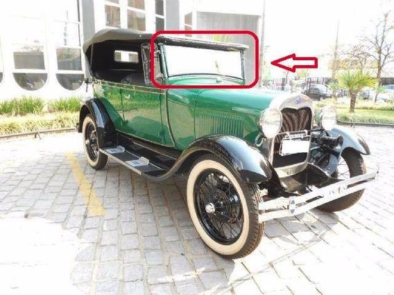 Quadro Do Para-brisa Fordinho 1928/1929,padrão 100% Original Em Medidas ,se Precisar Enviamos Com Borracha E Vidro !