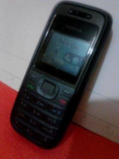 Nokia 1208 Lanterna Simples Bateria 100% Estado De Novo