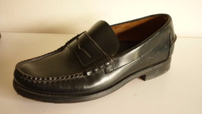 Zapatos Vestir Sebago 100% Cuero Usa