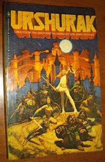 Livro Ficção Fantasia Magia Ilustrado Antigo Anos 70 Raro