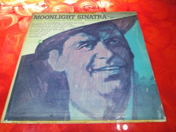Frank Sinatra - Moonlight - Disco Vinilo Lp