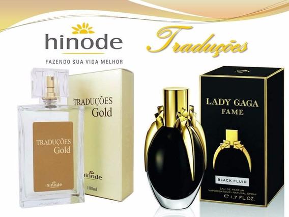Perfume Traduções Gold Hinode