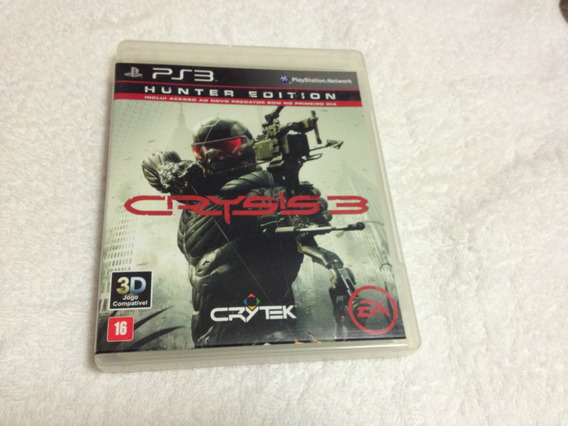 Crysis 3 Hunter Edition Compatível Com 3d