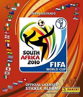 Figurinhas Copa 2010 Avulsas Novas - Complete Seu Álbum