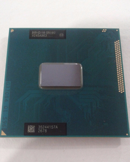 Processador Mobile Intel Celeron Dual-core 1000m - Sr102