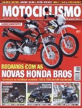 Motociclismo 62 * Fev/03 * Bros * Drag Star * K 1200 Lt
