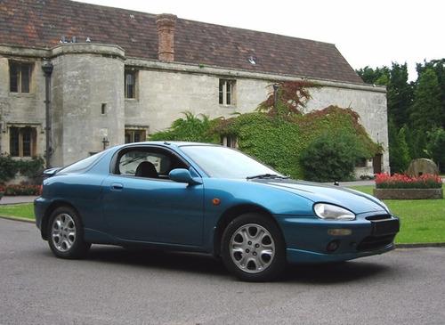 Manual De Taller Mazda Mx3 (1991-1998) Español