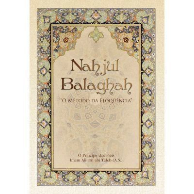 Livro Nahjul Balaghah Imam Ali Ibn Abi Taleb