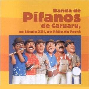 Cd Banda Pifanos De Caruaru - No Seculo 21 No Patio Do Forro