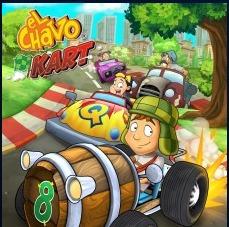 El Chavo Kart Ps3 Jogos Codigo Psn