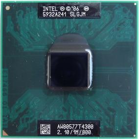 Processador Notebook Intel Dual Coret43002.10/800/1mb