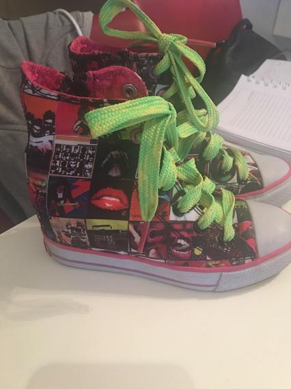 Vendo Zapatillas Sketchers!!! De Nenas!!!