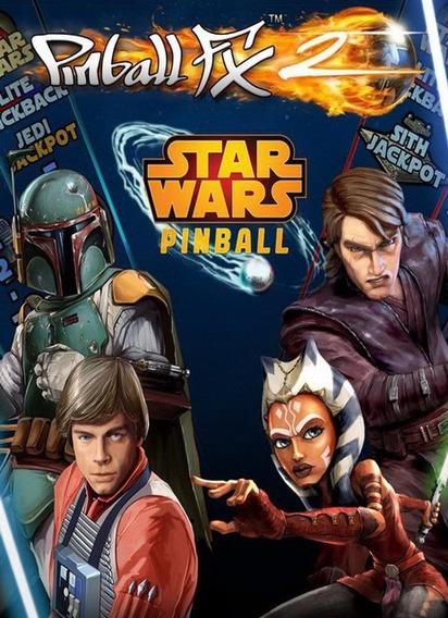 Pinball Fx2 Para Pc Star Wars The Force Awakens/68 Mesas