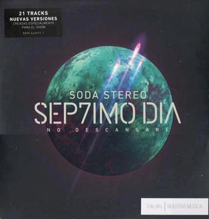 Vinilo - Sep7imo Dia (2 Lp) - Soda Stereo