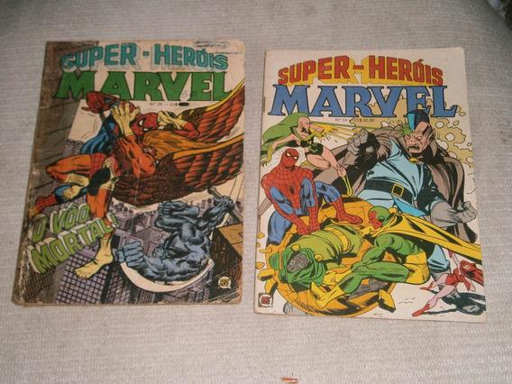 Super- Herois Marvel - Anos 70 Raros E Antigos
