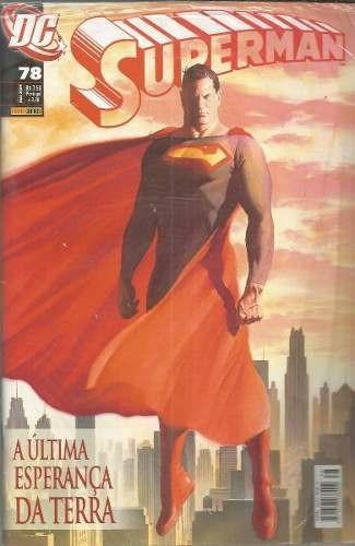 Imagem 1 de 3 de Kit Revistas Superman 76,77 E 78