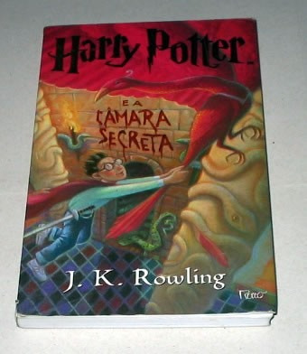 Harry Potter E A Câmara Secreta Rowling